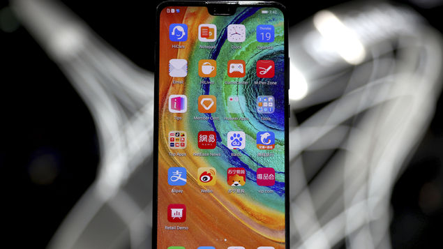 Huawei smartphone version propia Android MEDIMA20190919 0050 5